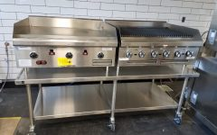 Southbend Griddle and Flat Top Grill